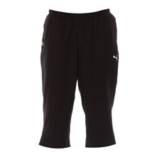 Pantalon 3/4 Big Logo noir