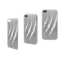IPhone 4/4S case - grijs