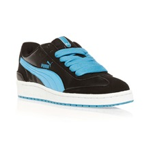 Baskets Arrow FS II noir et bleu