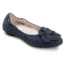 Ocean Leather Etty Flower Pumps