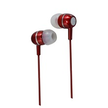 Ecouteurs intra auriculaires Beanz rouges