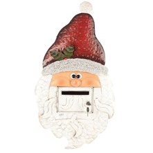 Red/White Santa Letter Box