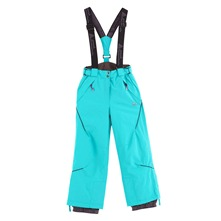Pantalon de ski vert