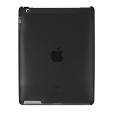Coque rigide  iPad 2 et 3 noire