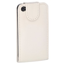 Etui clapet  iPhone 4/4S blanc