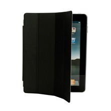 Smartcover iPad 2/3/Retina en polyurthane noir