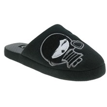 Black Character Slippers