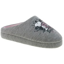 Grey Snoopy Slippers