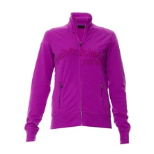 Sweat zipp violet