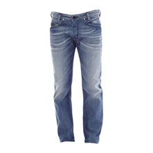 Jean Iakop 0807K regular slim bleu