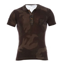 Polo Canoa olive