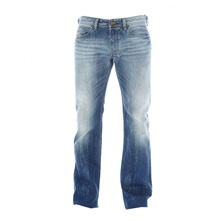 Jean Safado 0810N regular slim bleu