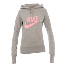 HBR Exploded PO Hoody gris chiné