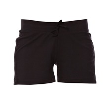 Reg Cl jersey short solid dk black heather/anthracite
