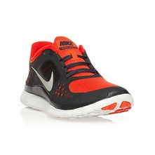 Nike Free Run+ 3 tm orng/rflct slvr-anthrct-pr