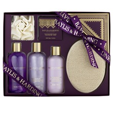 Pack of Five French Lavender/ Cassis Gift Set