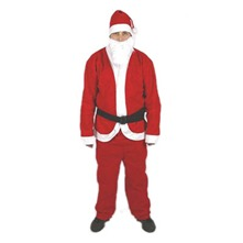Costume Pre Noel 5 pices pour adultes