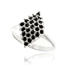 La Flashing Noire - Ring - zwart