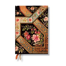 Agenda Filigrane Floral bne 95*140 mm Mini un jour par page