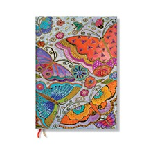 Agenda Papillons 70*90 mm Micro Un jour par page