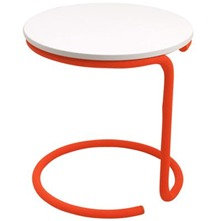 Orange/White Rope Table
