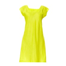 Robe citron vert