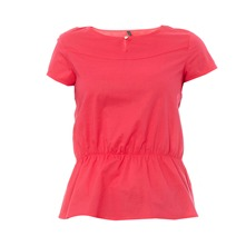 Blouse fuschia