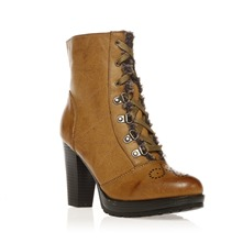 Boots laces camel  talon