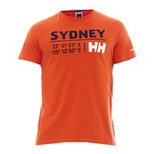 T-shirt HP orange