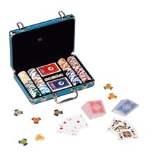 Malette poker 200  jetons