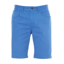 Short Slim Goodstock bleu