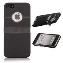 Coque rigide support TV iPhone5
