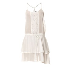 Robe Lacy blanche