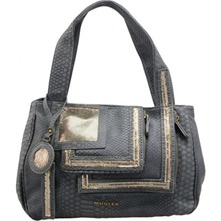 Sac shopping Keira gris