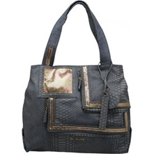 Sac shopping Vany gris