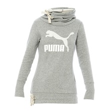 Sweat  capuche FTPA gris chin