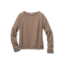 Sweat marron glacé