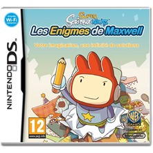 Super Scribblenauts pour Nintendo DS