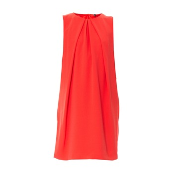 Benetton Robe sans manche orange