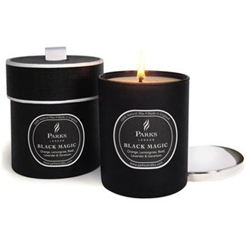 Parks London Orange/Lemongrass/Basil/Lavender/Geranium Black Magic Candle