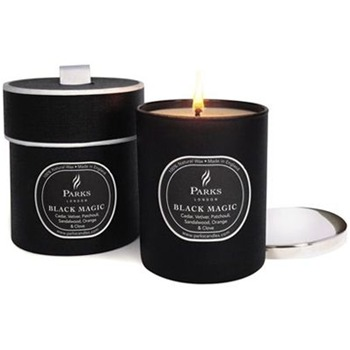 Parks London Cedar Black Magic Single Wick Candle