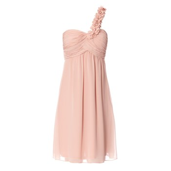 Pink Dresses: Robe Soiree Rose Poudre