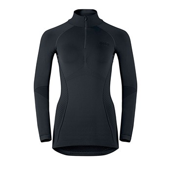 Odlo - EVOLUTION WARM Blackcomb - Camiseta - negro - 2167710