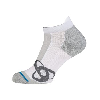 Odlo - Running Low Cut - Calcetines - blanco - 2292216