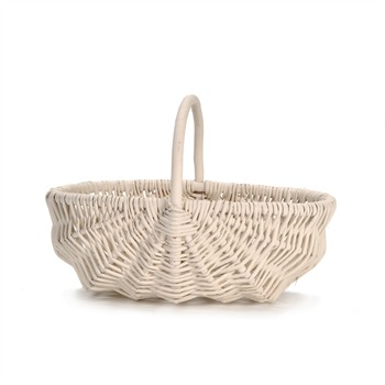 Garden Trading String Wicker Trug Basket