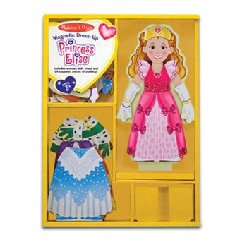Melissa and Doug Princess Elise Magnet Dress-up
