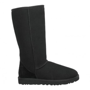 Ugg Australia Black Classic Tall Ugg Boots