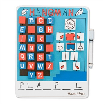 Melissa and Doug Flip to Win Hangman