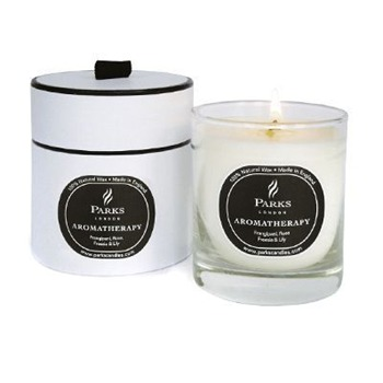 Parks London Frangipani/Rose/Freesia Aromatherapy Candle