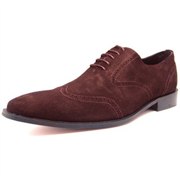 Torrente Brown Suede Lalo Brogues